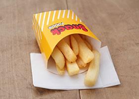 咖啡厅OUGIYA:炸薯条