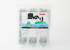 咖啡廳OUGIYA:島海苔(調味海苔)