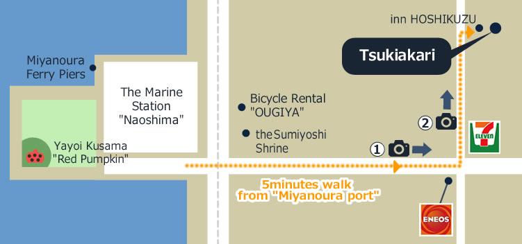 inntsukiakari Map