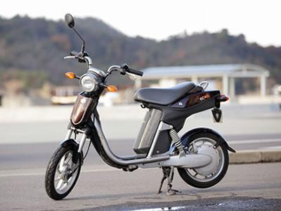 소형 오토바이