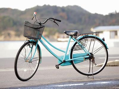 自転車(ママチャリ)