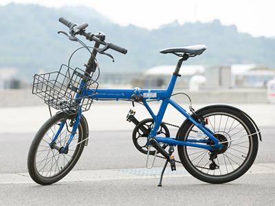 6段変速付き自転車