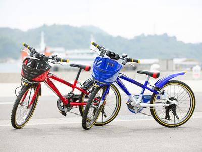 ジュニア自転車